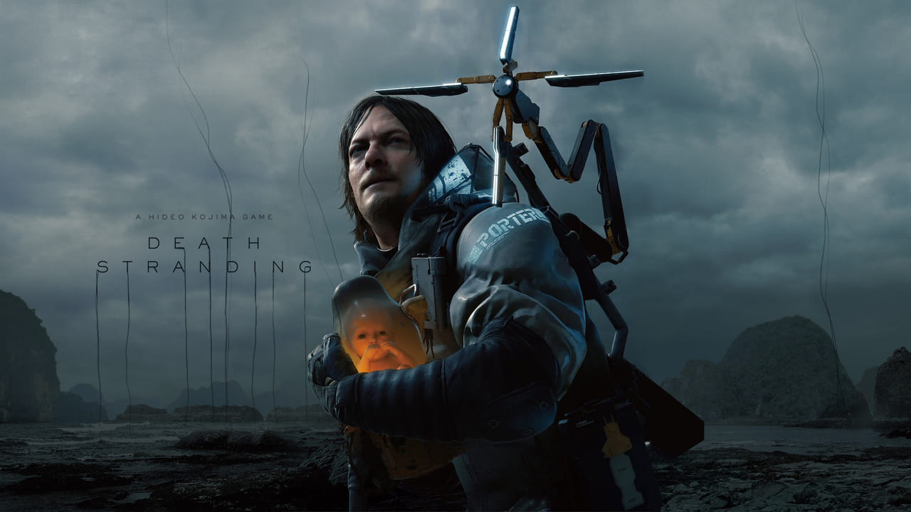 Death Stranding - Order No. 4 Aid Package Delivery