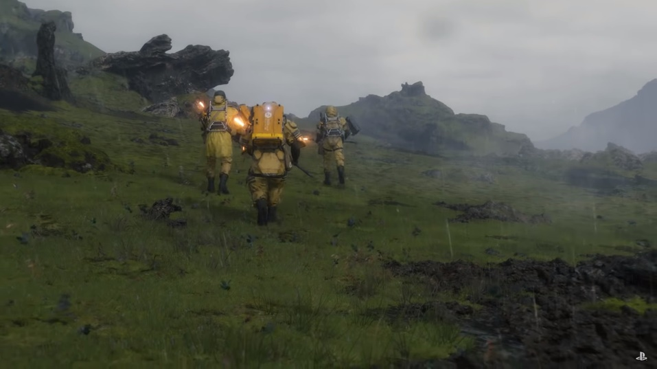 Death Stranding - Who are the Mules