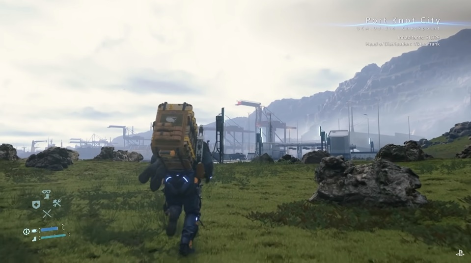 Death Stranding - Locations