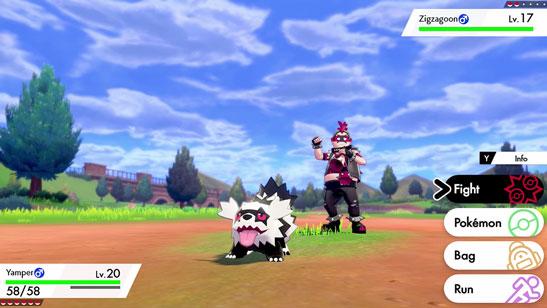 Pokemon Sword and Shield - Team Yell