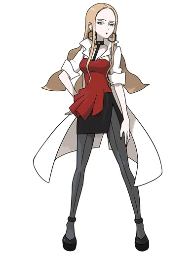 Pokemon Sword and Shield - Oleana