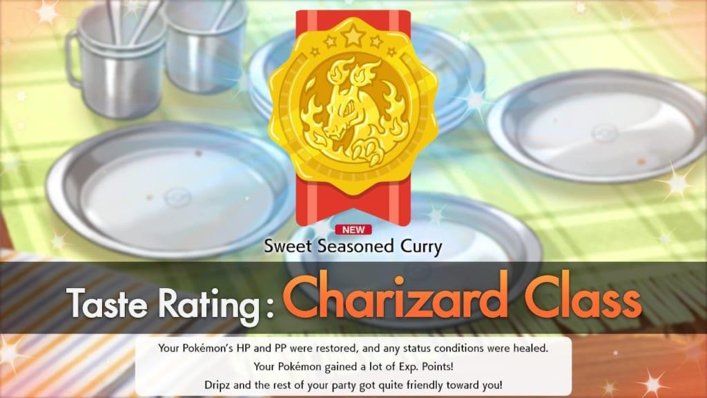 Pokemon Sword and Shield - Charizard Taste Rating