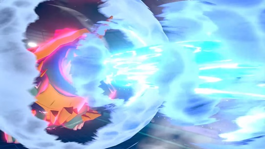 Pokemon Sword and Shield - Gigantamaxing