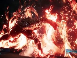 Final Fantasy 7 Remake - Ifrit