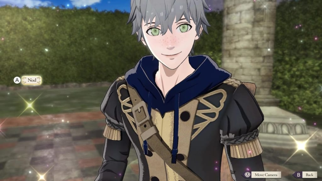 Fire Emblem: Three Houses - Ashe Tea Party Guide