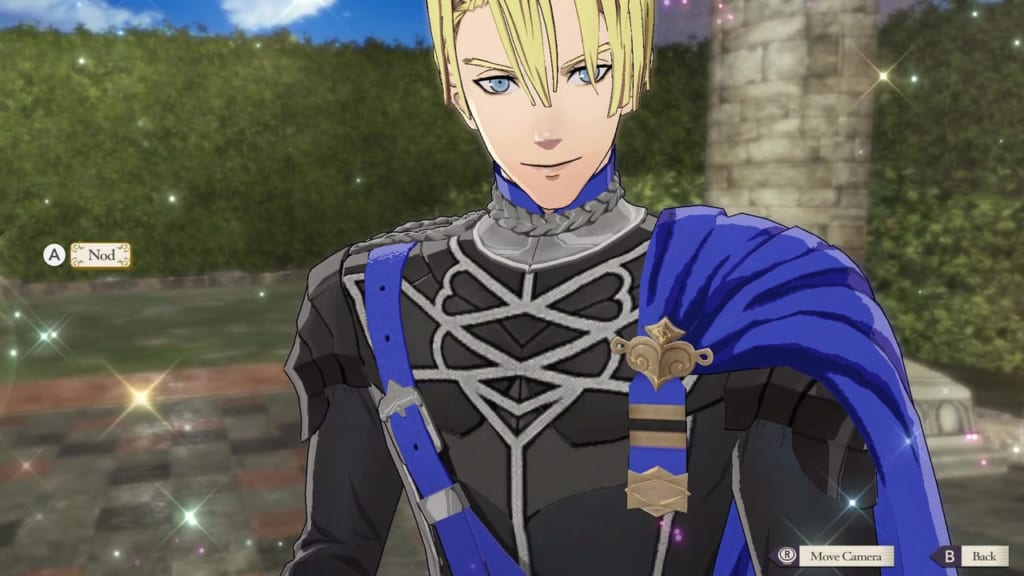 Fire Emblem: Three Houses - Dimitri Tea Party Guide