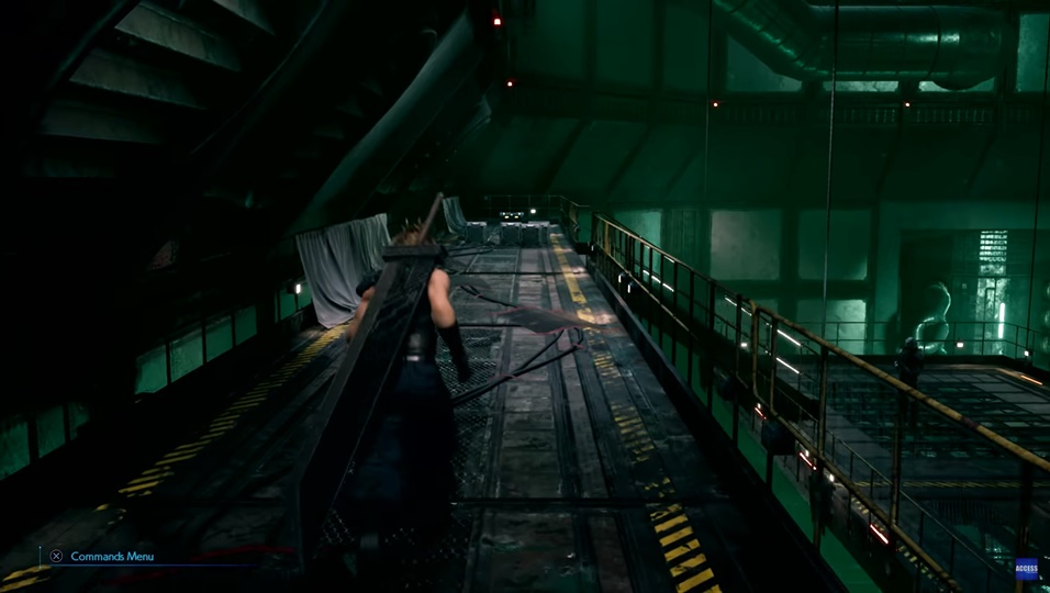 Final Fantasy 7 Remake - Revealed Exploration Mechanics