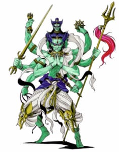 Persona 5 / Persona 5 Royal - Atavaka Persona