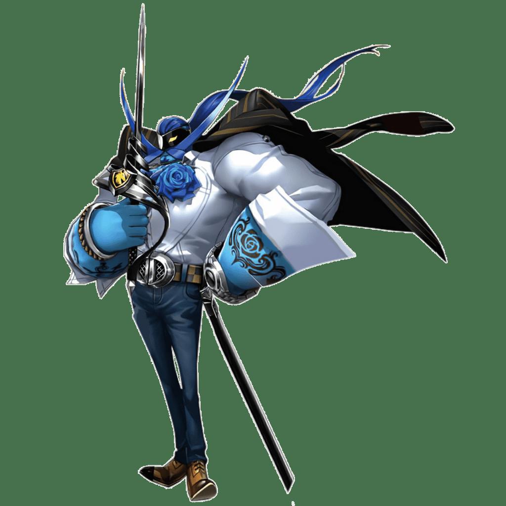 Persona 5 / Persona 5 Royal - Diego