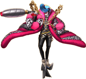 Persona 5 / Persona 5 Royal - Gorokichi