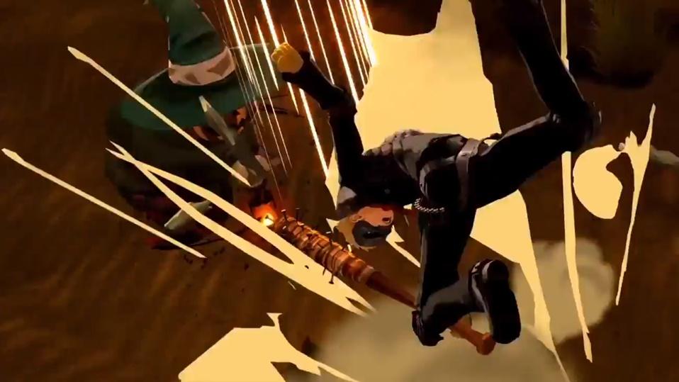 Persona 5 / Persona 5 Royal - Ryuji and Makoto Showtime Attack