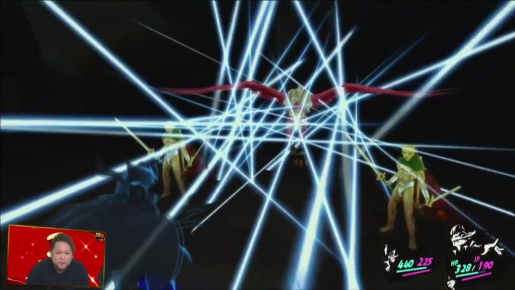 Persona 5 / Persona 5 Royal - Vorpal Blade