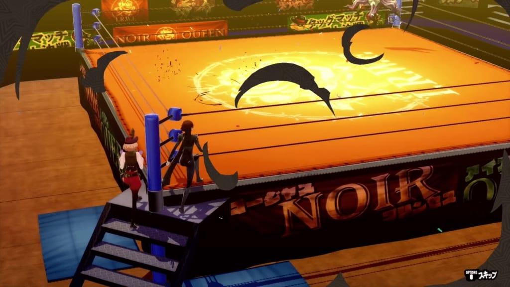 Persona 5 / Persona 5 Royal - Makoto and Haru Showtime Attack