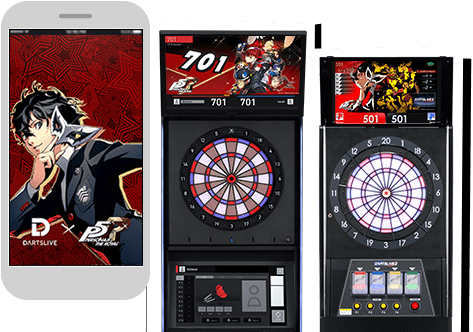 Persona 5 Royal - Dartslive Collaboration Event