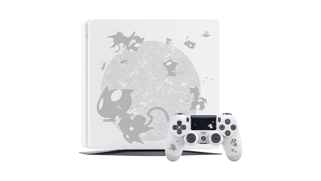 Persona 5 / Persona 5 Royal - Straight Flush Limited Edition PS4 Glacier White