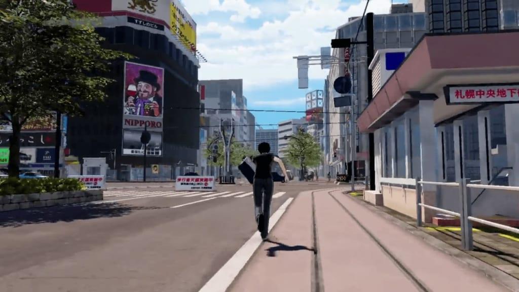 Persona 5 Scramble - Sapporo Feature
