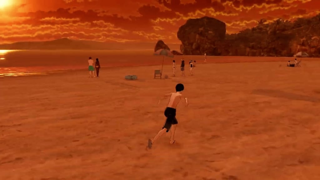Persona 5 Scramble - Okinawa Feature