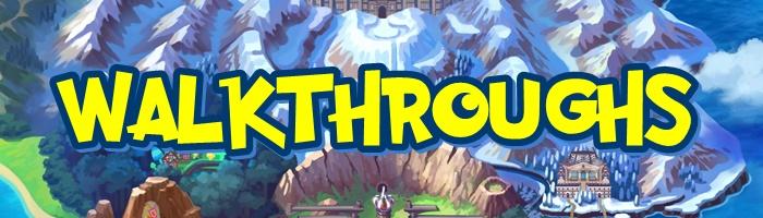 Pokemon Sword and Shield - Walkthroughs