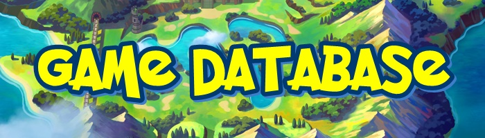 Pokemon Sword and Shield - Game Database
