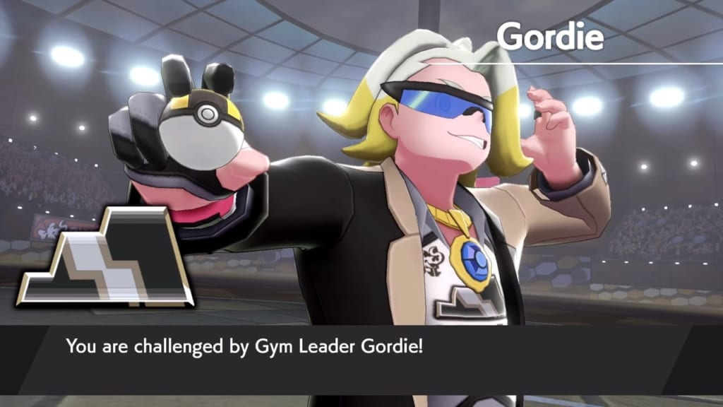 Pokemon Sword and Shield - Gym Leader Gordie