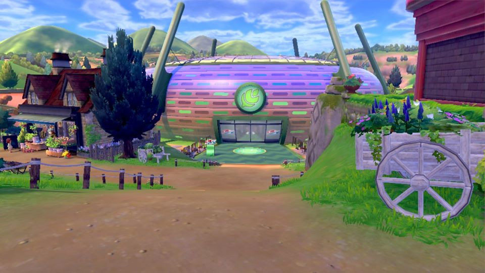 Pokemon Sword and Shield - Route 4