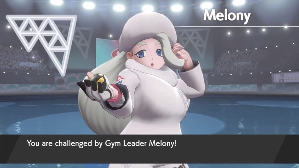 Pokemon Sword and Shield - Gym Leader Melony