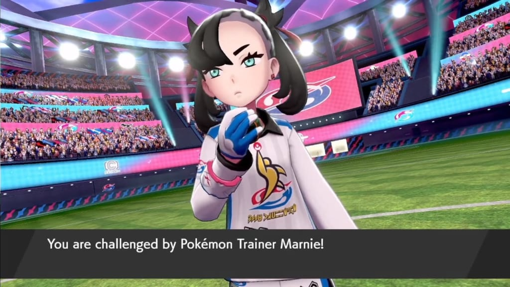 Pokemon Sword and Shield - Marnie Champion Cup (Wyndon) Guide