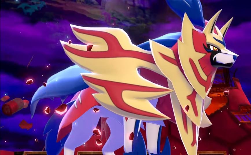 Pokemon Sword and Shield - How to Get All Legendary Pokemon