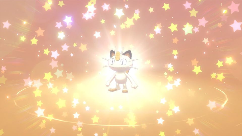 Pokemon Sword and Shield - How to Get Gigantamax Meowth