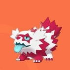 Pokemon Sword and Shield - Shiny Zigzagoon