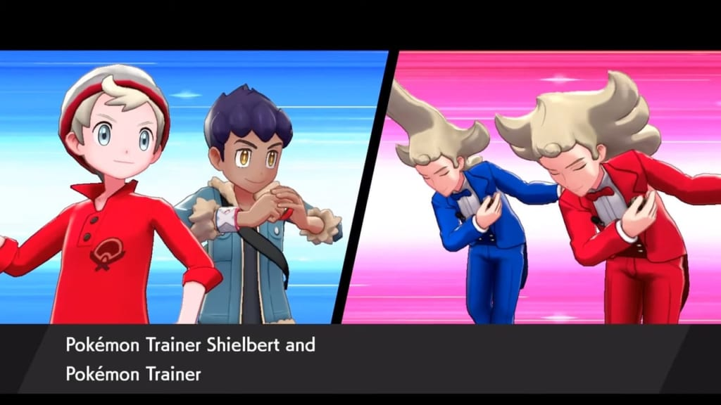 Pokemon Sword and Shield - Sordward and Shielbert (Wedgehurst)