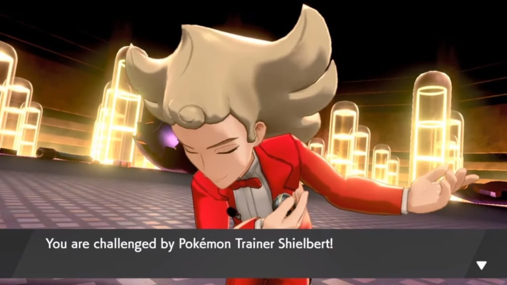 Pokemon Sword and Shield - Shielbert (Hammerlocke)