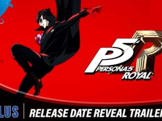 Persona 5 Royal - Western Release Date Trailer