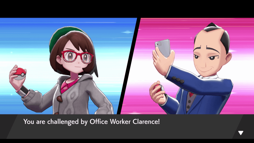 Pokemon Sword and Shield - Office Worker Clarence (Battle Tower) Post Game Guide