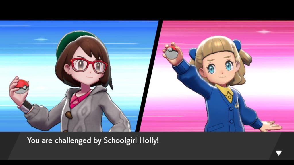 Pokemon Sword and Shield - Schoolgirl Holly (Battle Tower) Post Game Guide