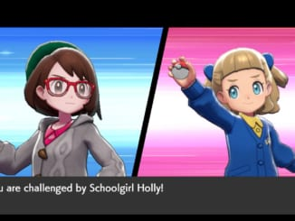 Pokemon Sword and Shield - Battle Tower Holly