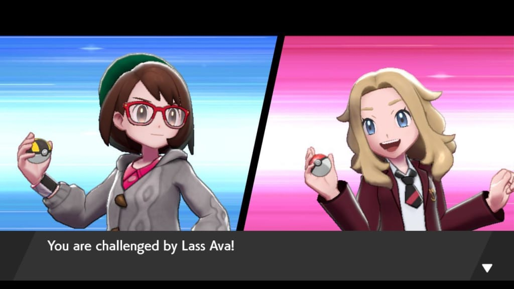Pokemon Sword and Shield - Lass Ava (Battle Tower) Post Game Guide