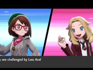 Pokemon Sword and Shield - Battle Tower Ava