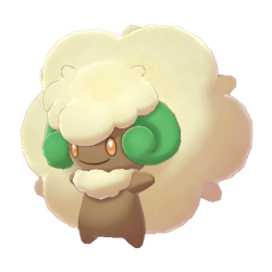 Pokemon Sword and Shield - Whimsicott