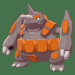Pokemon Sword and Shield - Rhyperior