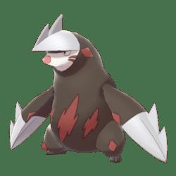 Pokemon Sword and Shield - Excadrill
