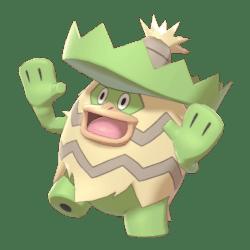 Pokemon Sword and Shield - Ludicolo
