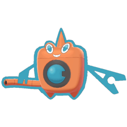Pokemon Sword and Shield - Rotom Wash