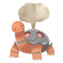 Pokemon Sword and Shield - Torkoal
