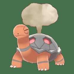 Pokemon Sword and Shield - Torkoal