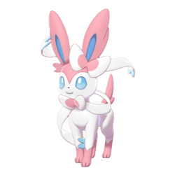 Pokemon Sword and Shield - Sylveon