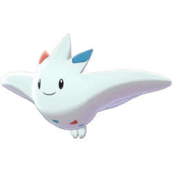 Pokemon Sword and Shield - Togekiss