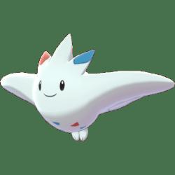 Pokemon Sword and Shield - Togekiss