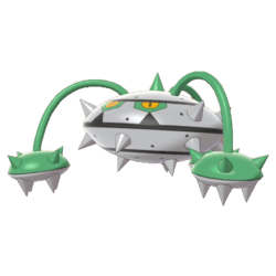 Pokemon Sword and Shield - Ferrothorn