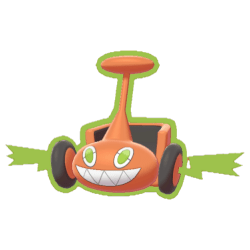 Pokemon Sword and Shield - Rotom Mow